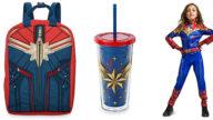 La collezione Captain Marvel di Disney d8f0d13072e