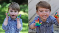 Il Principino Louis compie due anni