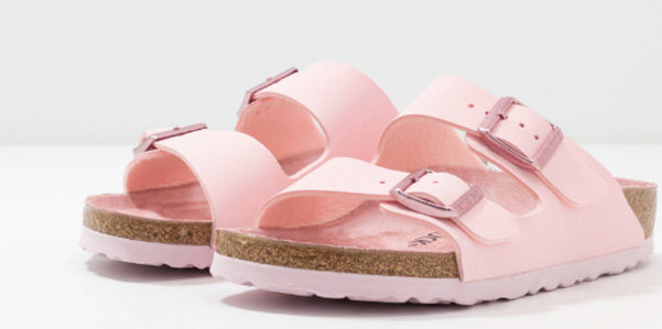Le Arizona di Birkenstock total pink per l'estate 2020