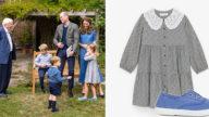 La principessa Charlotte veste Zara