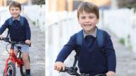 Il Principino Louis compie tre anni
