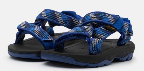 I sandaletti Teva per la bella stagione