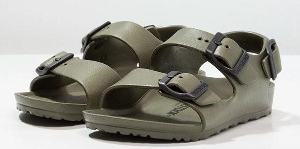 I sandali per il mare di Birkenstock