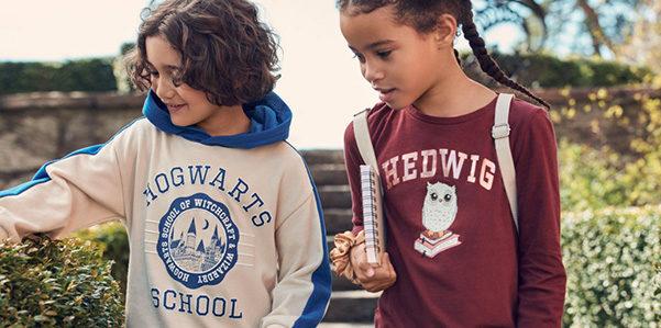 Harry Potter: la capsule collection di H&M