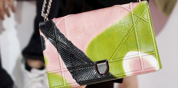 Borse Dior autunno 2015