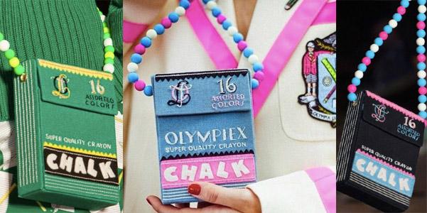 Olympia Le Tan Chalk Box