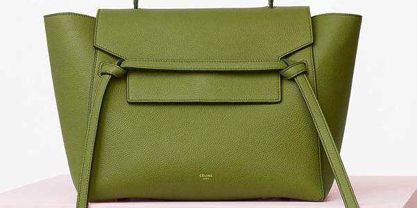 Celine Mini Belt Bag