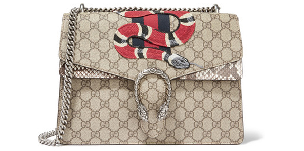 Borsa Gucci Serpente
