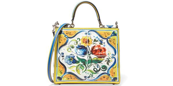vendita a buon mercato usa a buon mercato vendita outlet La piccola Sicily di Dolce e Gabbana   OhMyBag!