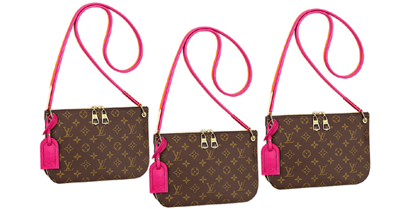 Tracolla Lorette di Louis Vuitton
