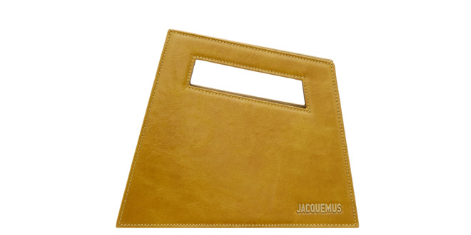 Le Petit bag di Jacquemus