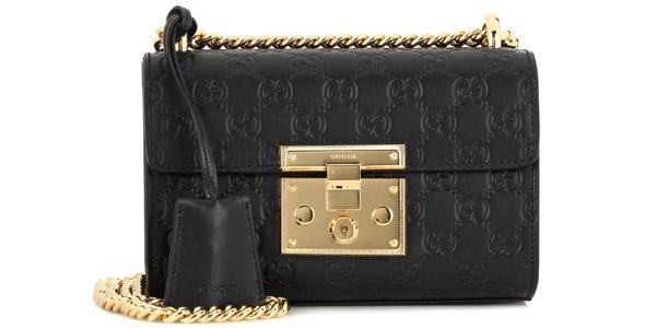 Tracollina Padlock GG di Gucci