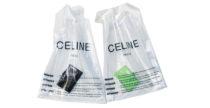 La busta di plastica di Celine