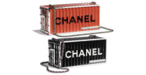 Clucth container di Chanel