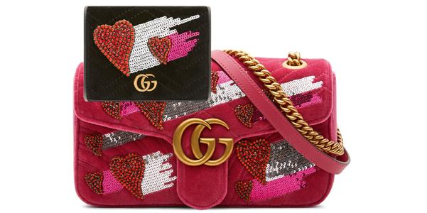 San Valentino per noi non arriverà prima del consueto 14 Febbraio ma in  Agosto si celebra un alto San Valentino, quello cinese, e precisamente il  17. Gucci