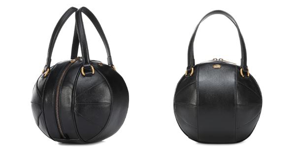 La borsa Tifosa di Gucci ispirata ad un pallone