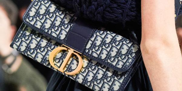 Le borse di Dior per l'autunno 2019