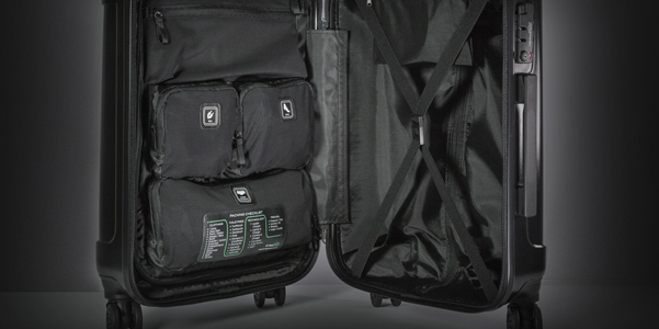 La valigia con la checklist incorporata, finalmente!