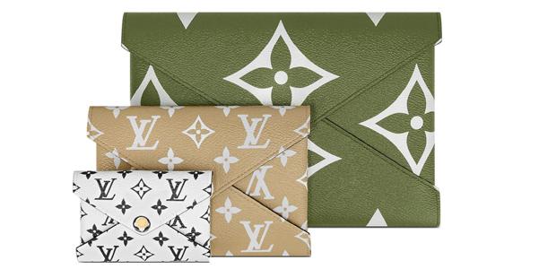 La pochette Kirigami di Louis Vuitton si è rifatta il look