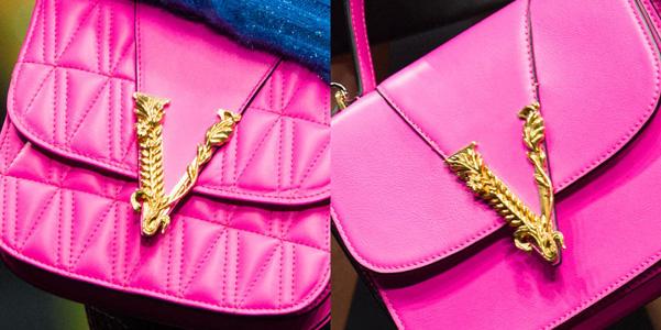La nuova borsa di Versace si chiama Virtus