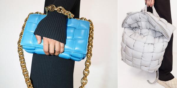 Le borse di Bottega Veneta Pre-Fall 2020