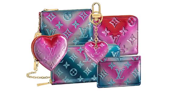 Louis Vuitton e la capsule collection di San Valentino