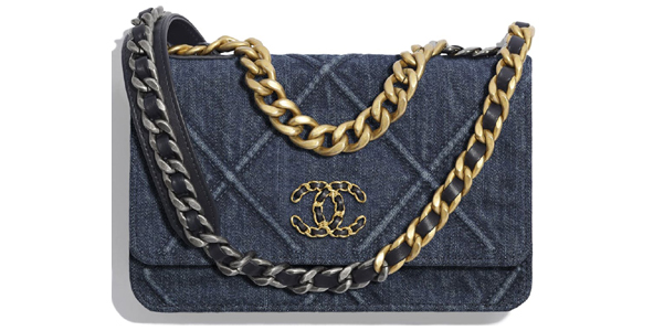 Chanel 19 diventa anche wallet on chain