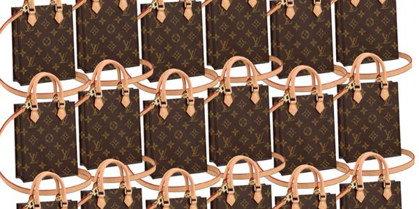 Petit Sac Plat di Louis Vuitton