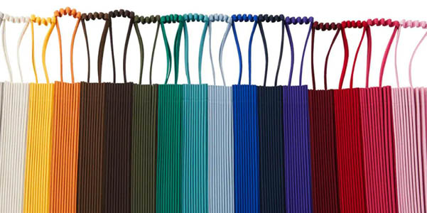 Issey Miyake e Trunk Pleats bag al MoMa Design Store