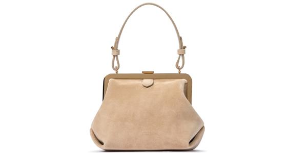 Mini bag Agnes di Khaite