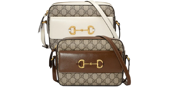 Gucci Horsebit 1955 diventa camera bag e taglia small