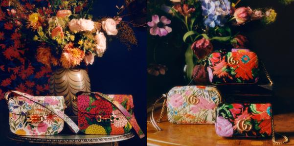 Gucci collabora con Ken Scott e le borse sono una bomba