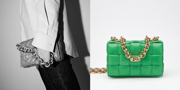 Da Bottega Venata a Zara: la borsa intrecciata che tutte vogliamo