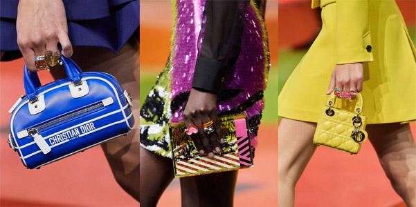 Le borse Dior per la primavera estate 2022