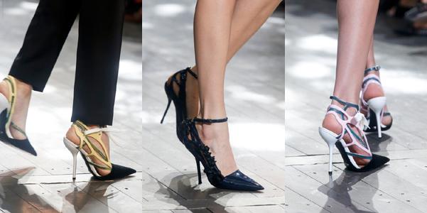 Scarpe Dior pe 2014