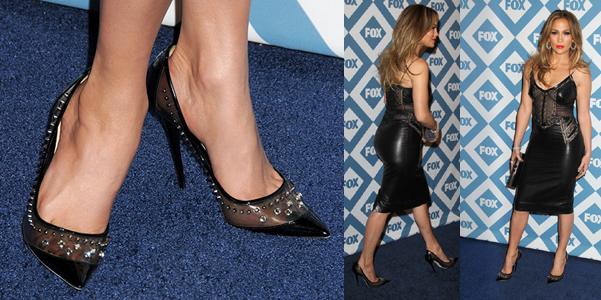 Jennifer Lopez Jimmy Choo Sparkler