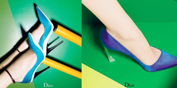 Scarpe Dior Cruise 2014