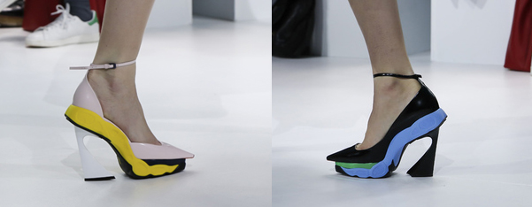 Scarpe Dior ai 2014