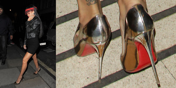 Rihanna So Kate Louboutin