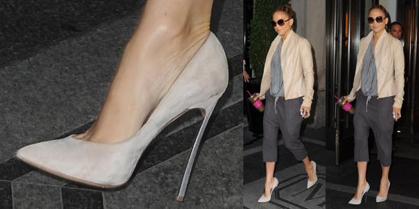 Jennifer Lopez Casadei Blade
