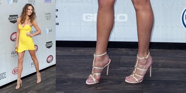 Chrissy-Teigen-Casadei-Gladiator-Stilettos