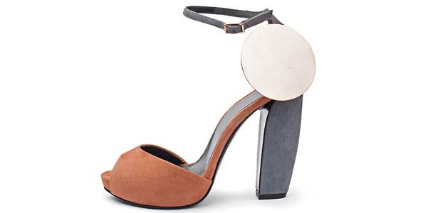 Pierre Hardy sandali grigi