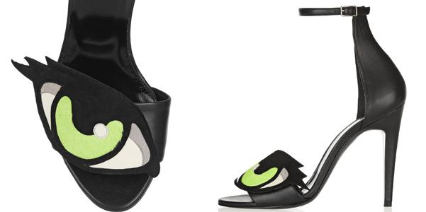Pierre Hardy Eye Heels