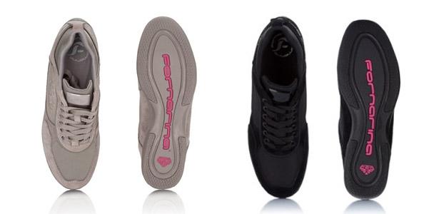 sneakers zeppa Fornarina