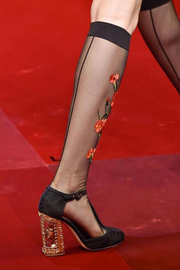 Dolce Gabbana scarpe pe 2015