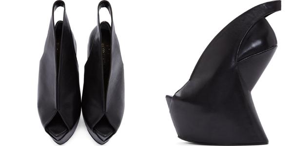 Le scarpe di Iris van Herpen per United Nude 9c10d1e6158