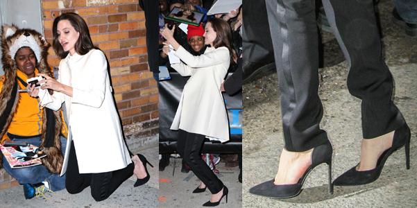Angelina Jolie indossa Saint Laurent 9e650322287