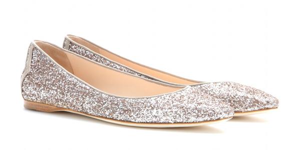 in vendita shop metà fuori Ballerine da sposa per sposarsi in scarpe basse