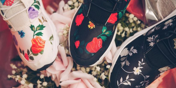 reebok sneakers fiori