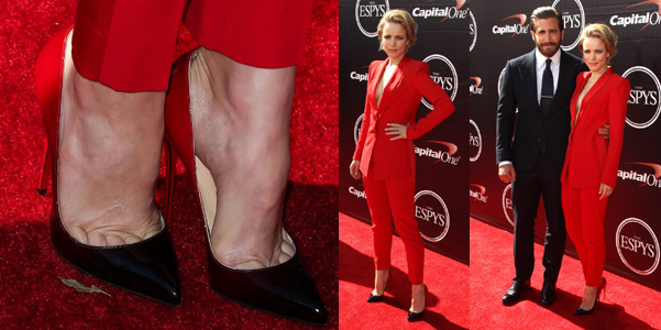 Rachel McAdams Louboutin Pigalle Follies Degrade
